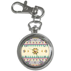 Your First Aztec Pattern Key Chain Watches by Jojostore