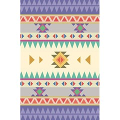 Your First Aztec Pattern 5 5  X 8 5  Notebooks by Jojostore