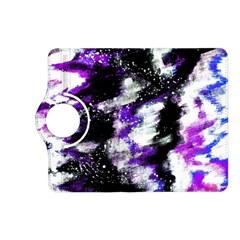 Abstract Canvas Acrylic Digital Design Kindle Fire Hd (2013) Flip 360 Case by Amaryn4rt