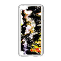 Canvas Acrylic Digital Design Art Apple Ipod Touch 5 Case (white) by Amaryn4rt