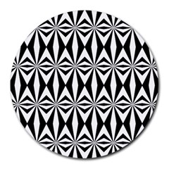 Background Round Mousepads by Jojostore