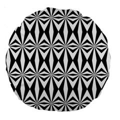 Background Large 18  Premium Round Cushions by Jojostore