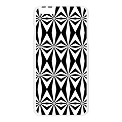 Background Apple Seamless iPhone 6 Plus/6S Plus Case (Transparent) by Jojostore