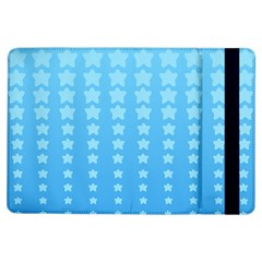 Blue Stars Background Ipad Air Flip by Jojostore