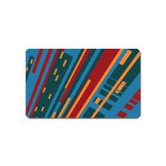 Building Magnet (name Card)