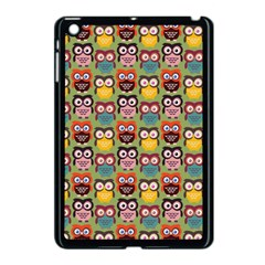 Eye Owl Colorful Cute Animals Bird Copy Apple Ipad Mini Case (black) by Jojostore