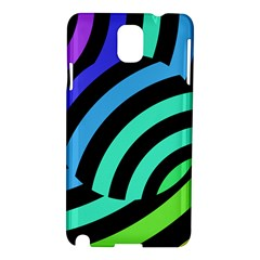 Colorful Roulette Ball Samsung Galaxy Note 3 N9005 Hardshell Case