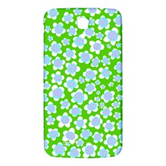 Flower Green Copy Samsung Galaxy Mega I9200 Hardshell Back Case by Jojostore