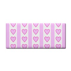 Heart Pink Valentine Day Cosmetic Storage Cases by Jojostore