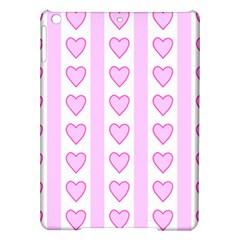 Heart Pink Valentine Day Ipad Air Hardshell Cases by Jojostore