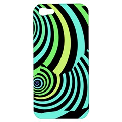 Optical Illusions Checkered Basic Optical Bending Pictures Cat Apple Iphone 5 Hardshell Case by Jojostore