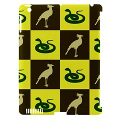 Snake Bird Apple Ipad 3/4 Hardshell Case (compatible With Smart Cover) by Jojostore