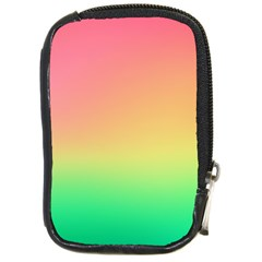 The Walls Pink Green Yellow Compact Camera Cases by Jojostore