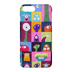 Monster Quilt Apple Iphone 7 Plus Hardshell Case