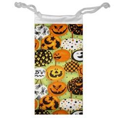 Print Halloween Jewelry Bag by Jojostore