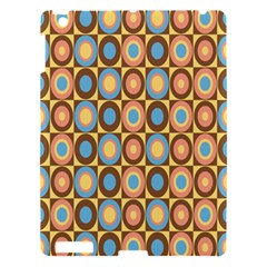 Round Color Apple Ipad 3/4 Hardshell Case by Jojostore