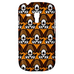 Sitbeagle Dog Orange Galaxy S3 Mini by Jojostore
