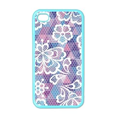Cute  Colorful Nenuphar Phone Case Apple Iphone 4 Case (color) by Brittlevirginclothing
