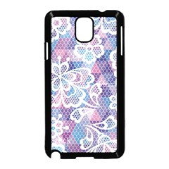 Cute  Colorful Nenuphar Phone Case Samsung Galaxy Note 3 Neo Hardshell Case (black) by Brittlevirginclothing
