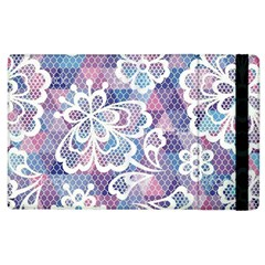 Cute  Colorful Nenuphar  Apple Ipad 3/4 Flip Case by Brittlevirginclothing