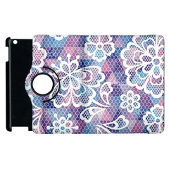 Cute  Colorful Nenuphar  Apple Ipad 2 Flip 360 Case by Brittlevirginclothing