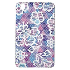 Cute  Colorful Nenuphar  Samsung Galaxy Tab Pro 8 4 Hardshell Case by Brittlevirginclothing