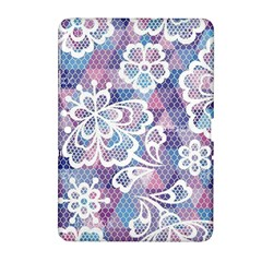 Cute  Colorful Nenuphar  Samsung Galaxy Tab 2 (10 1 ) P5100 Hardshell Case  by Brittlevirginclothing
