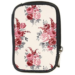 Rose Beauty Flora Compact Camera Cases by Jojostore