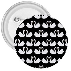 Swan Animals 3  Buttons by Jojostore