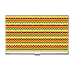 Striped Pictures Business Card Holders by Jojostore