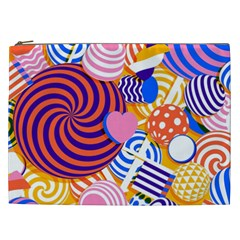 Canddy Color Cosmetic Bag (xxl)  by Jojostore