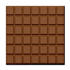 Chocolate Tile Coasters