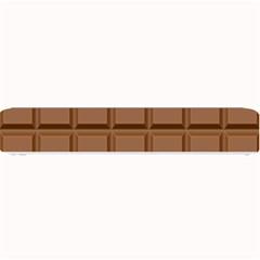Chocolate Small Bar Mats by Jojostore