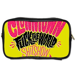 Clowntown Toiletries Bags 2 Side by Jojostore