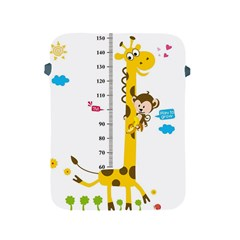 Cute Giraffe Monkey Apple Ipad 2/3/4 Protective Soft Cases by Jojostore