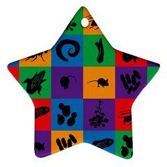 Elife Star Ornament (two Sides)  by Jojostore