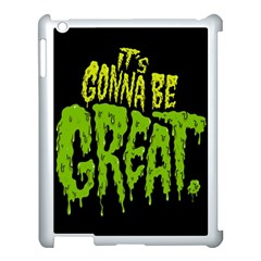 Its Gonna Be Great Apple Ipad 3/4 Case (white)