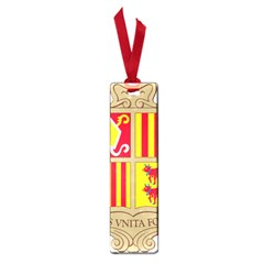 Coat Of Arms Of Andorra Small Book Marks by abbeyz71