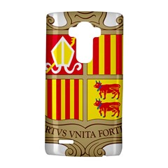 Coat Of Arms Of Andorra Lg G4 Hardshell Case by abbeyz71
