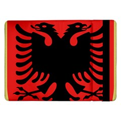 Coat of Arms of Albania Samsung Galaxy Tab Pro 12.2  Flip Case by abbeyz71