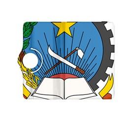 National Emblem Of Angola Kindle Fire Hdx 8 9  Flip 360 Case by abbeyz71