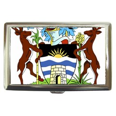 Coat Of Arms Of Antigua And Barbuda Cigarette Money Cases by abbeyz71