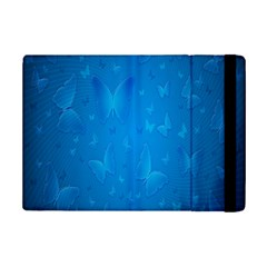 Butterflies Blue Butterfly Ipad Mini 2 Flip Cases