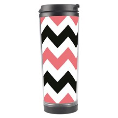 Chevron Crazy On Pinterest Blue Color Travel Tumbler by Jojostore