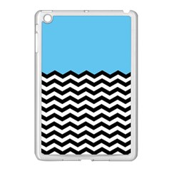 Color Block Jpeg Apple Ipad Mini Case (white) by Jojostore