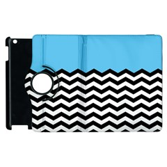 Color Block Jpeg Apple Ipad 3/4 Flip 360 Case by Jojostore