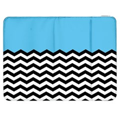 Color Block Jpeg Samsung Galaxy Tab 7  P1000 Flip Case by Jojostore
