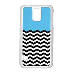 Color Block Jpeg Samsung Galaxy S5 Case (white) by Jojostore