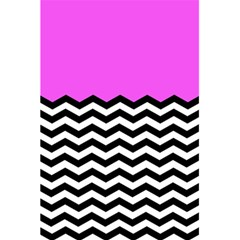 Colorblock Chevron Pattern Jpeg 5 5  X 8 5  Notebooks by Jojostore