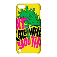 Idont Kale Think Apple Ipod Touch 5 Hardshell Case With Stand by Jojostore